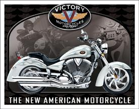 Victory Motorcycle: King pin